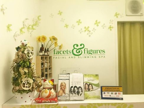 Facets and Figures Facial and Slimming Spa 1