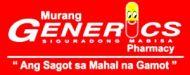 Murang Generics Pharmacy