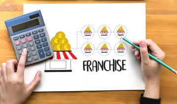 What is a franchise business model?