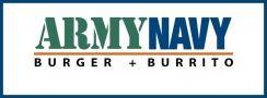 ARMYNAVY BURGER AND BURRITO